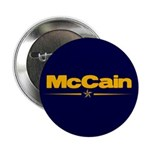 "John McCain 2008 2.25"" Button"