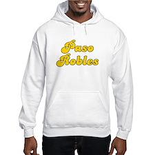 Retro Paso Robles (Gold) Hoodie