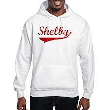 Shelby (red vintage) Hoodie Sweatshirt