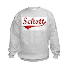 Schott (red vintage) Sweatshirt