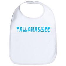 Tallahassee Faded (Blue) Bib