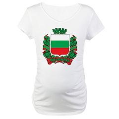 Stylized Bulgaria Crest Shirt