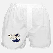 Fun Anime Fan Design Boxer Shorts