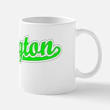 Retro Covington (Green) Mug