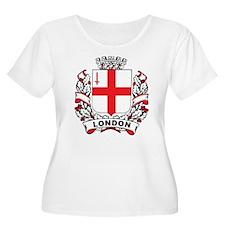 Stylish London Crest T-Shirt