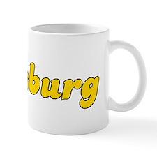 Retro Pittsburg (Gold) Mug