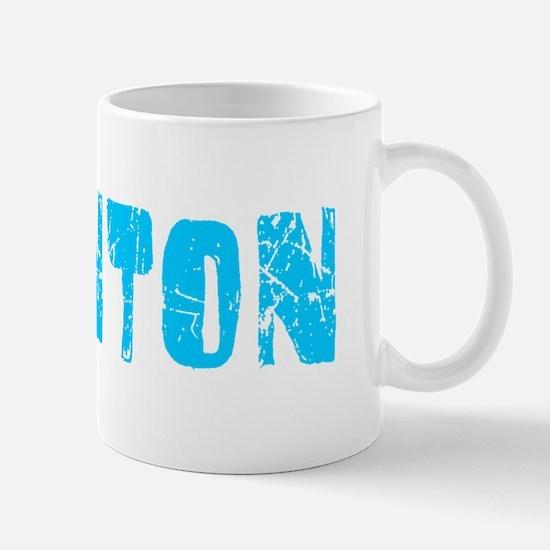 Trenton Faded (Blue) Mug