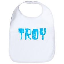 Troy Faded (Blue) Bib