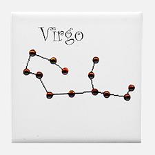 Virgo Tile Coaster