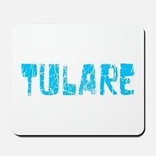 Tulare Faded (Blue) Mousepad