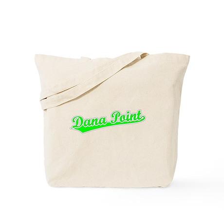 Retro Dana Point (Green) Tote Bag