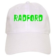 Radford Faded (Green) Baseball Baseball Cap
