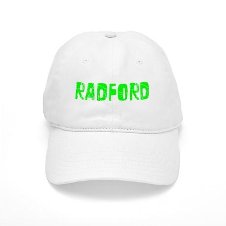 Radford Faded (Green) Cap