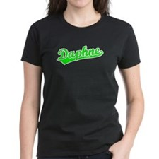 Retro Daphne (Green) Tee