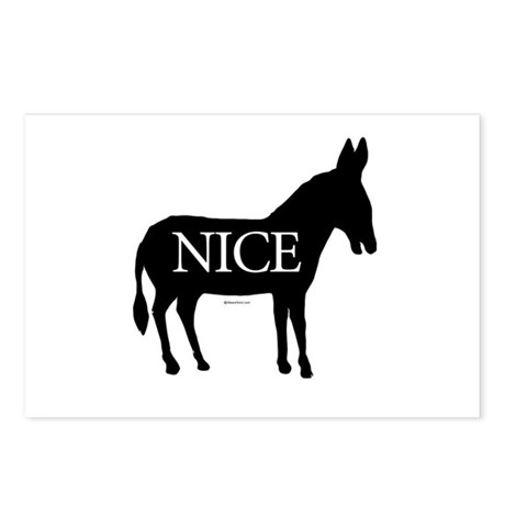 Nice Ass ~ Postcards (Package of 8)
