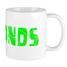 Redlands Faded (Green) Mug