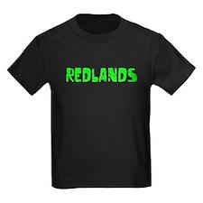 Redlands Faded (Green) T