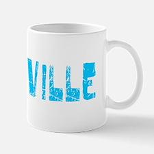 Vacaville Faded (Blue) Mug