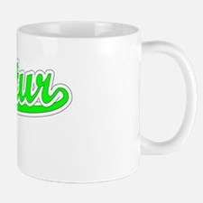 Retro Decatur (Green) Mug