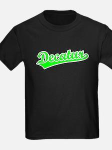 Retro Decatur (Green) T