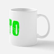 Rialto Faded (Green) Mug
