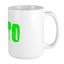Rialto Faded (Green) Mug