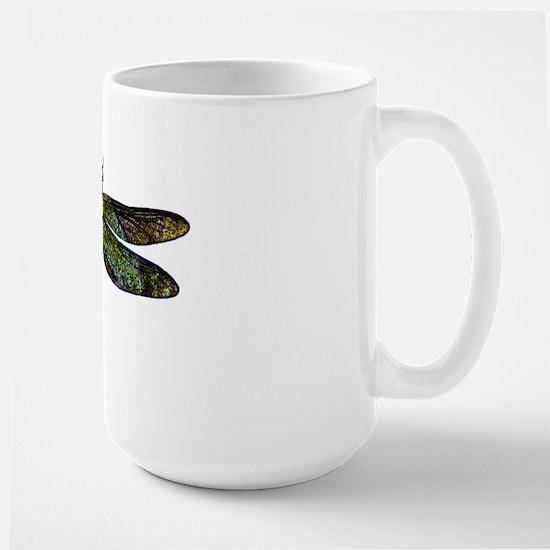 Dragon Fly on Large Mug