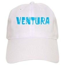 Ventura Faded (Blue) Baseball Cap