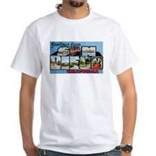 San Diego California Greetings (Front) Shirt