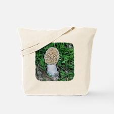 Lone Morel Tote Bag