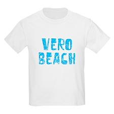Vero Beach Faded (Blue) T-Shirt