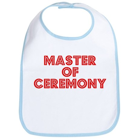 Retro Master of C.. (Red) Bib
