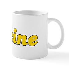 Retro Racine (Gold) Mug