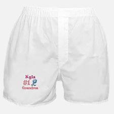 Kyla - #1 Grandma Boxer Shorts