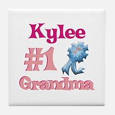 Kylee - #1 Grandma Tile Coaster