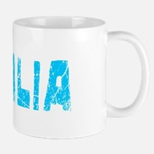 Visalia Faded (Blue) Mug