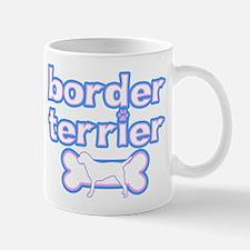 Powderpuff Border Terrier Mug