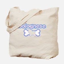 Powderpuff Bolognese Tote Bag