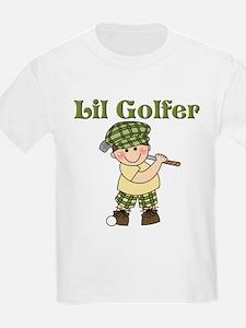 Little Golfer T-Shirt