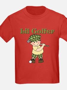 Little Golfer T