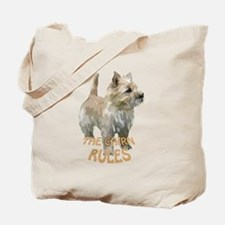 Cairn rules Tote Bag
