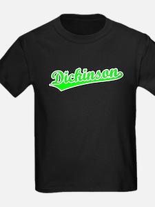 Retro Dickinson (Green) T