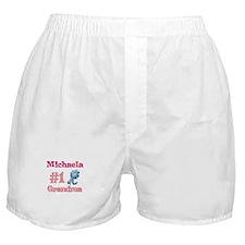 Michaela - #1 Grandma Boxer Shorts