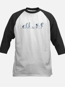 TRIATHLETE EVOLUTION Kids Baseball Jersey
