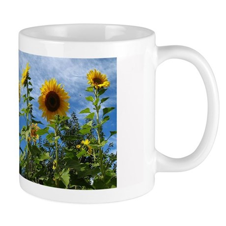Sunflower Drinkware Mugs