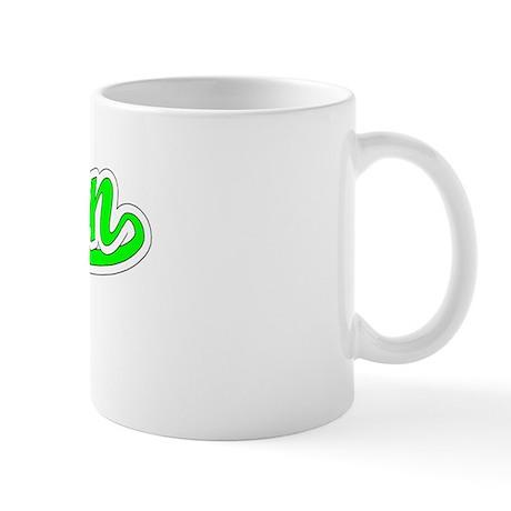 Retro Dixon (Green) Mug