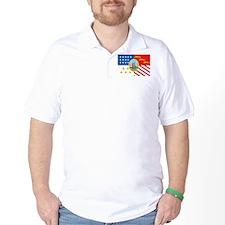 Detroit Flag T-Shirt