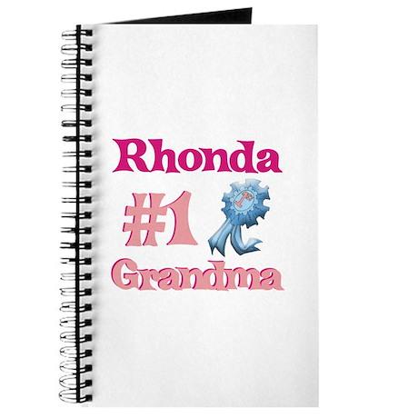 Rhonda - #1 Grandma Journal