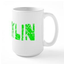 Rocklin Faded (Green) Mug
