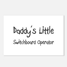 Daddy's Little Switchboard Operator Postcards (Pac